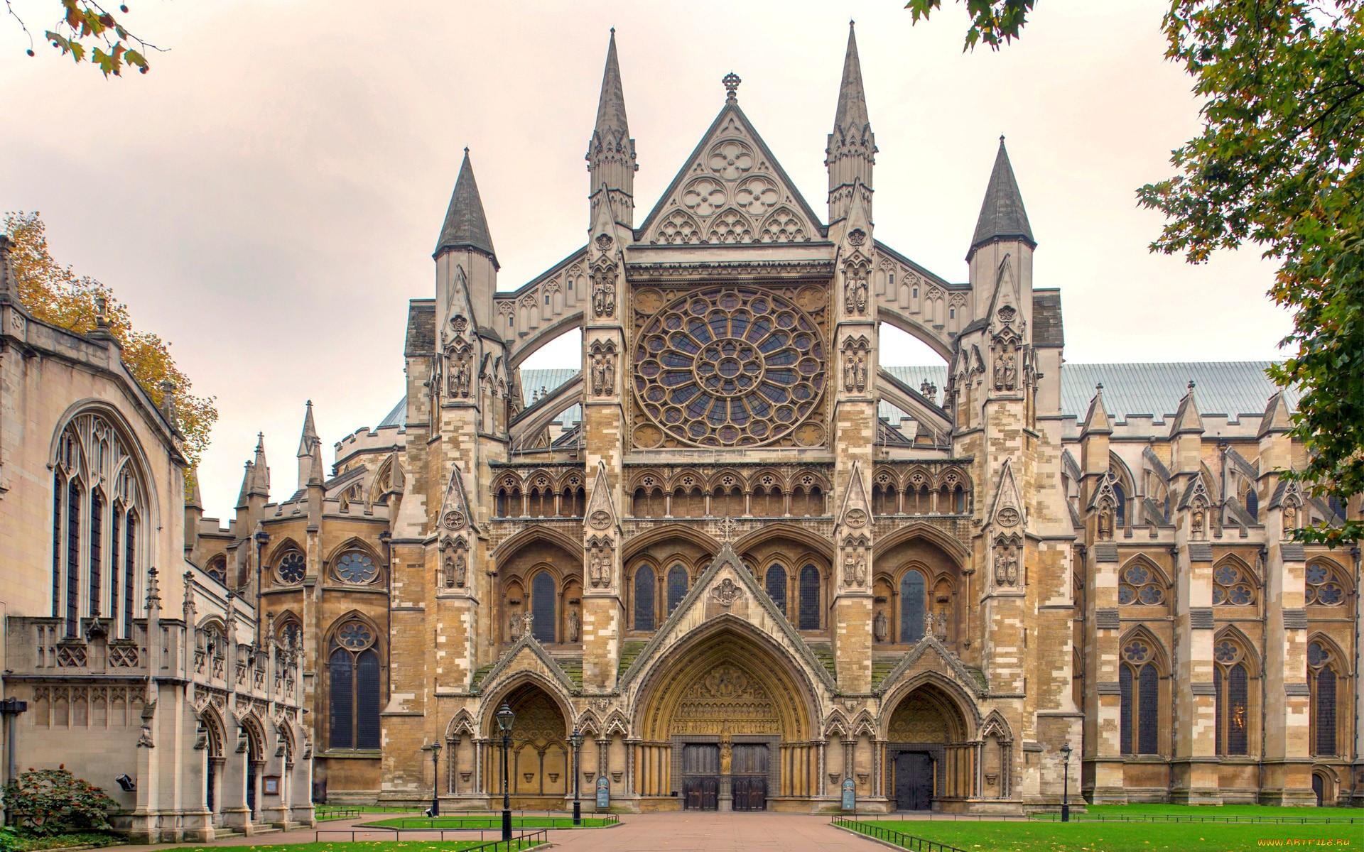 Фото лондонской архитектуры
